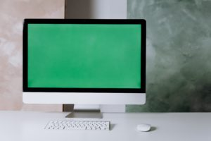 iMovie green screen effects