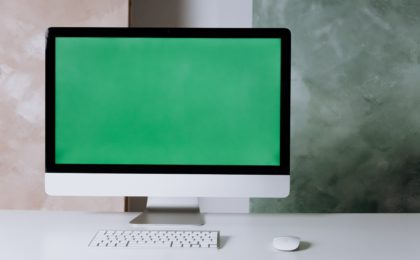 iMovie green screen effects